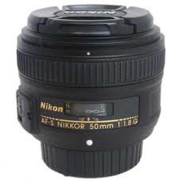 NIKON Objectiva AF-S Nikkor 50 mm f/1,8G