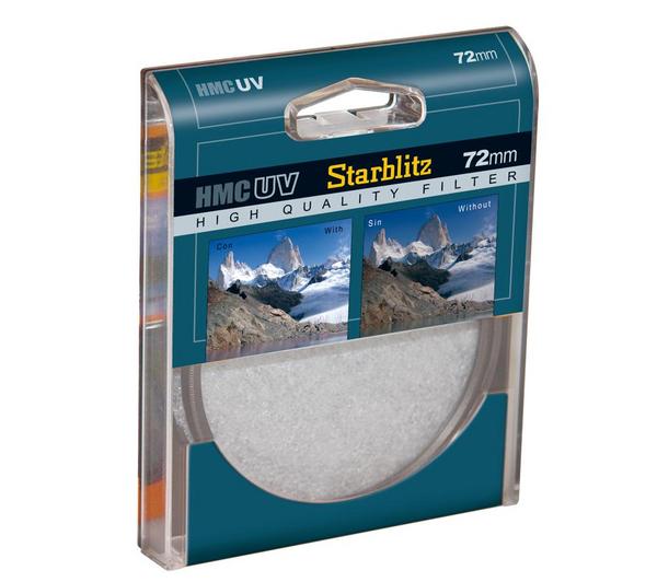 STARBLITZ FILTRO UV HMC 72 MM - TRANSPARENTE