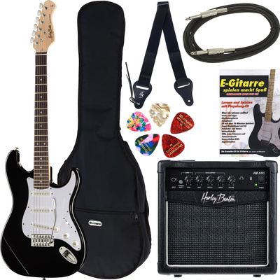 Guitar Set G13 Black