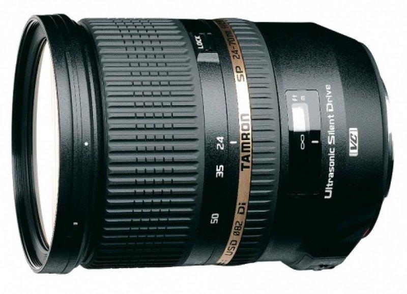 TAMRON Objectiva A007 SP 24-70 mm f/2,8 Di VC USD