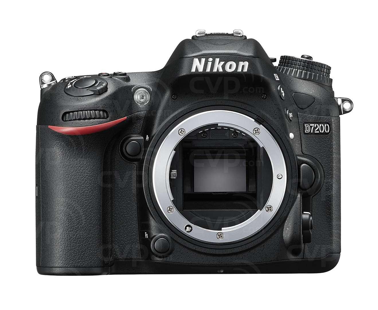 Nikon D7200 (corpo)