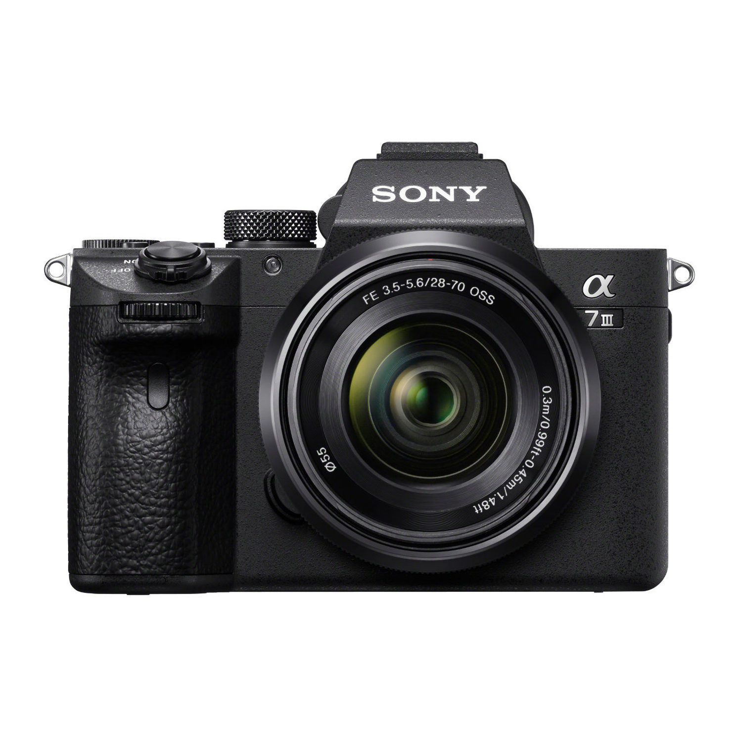 Sony Alpha A7 III systeemcamera + 28-70mm OSS