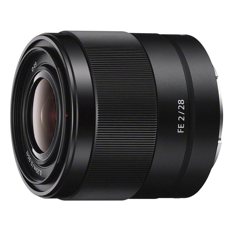 Sony FE 28mm f/2.0 objectief (SEL28F20.SYX)