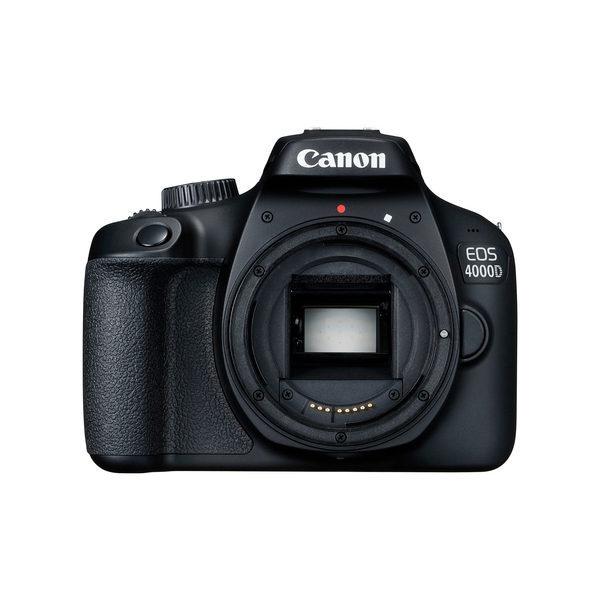 Canon EOS 4000D DSLR (corpo)