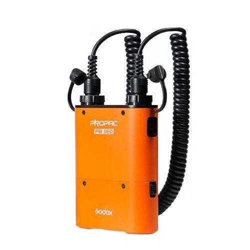 Godox PB960 Propac Power Pack - Laranja