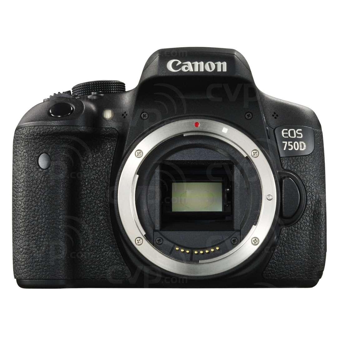 CANON EOS 750D (corpo)