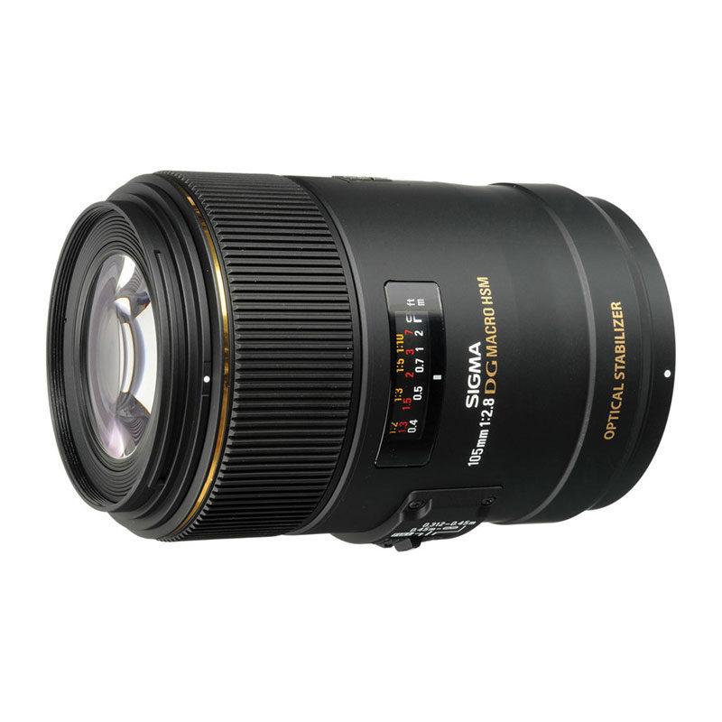 Sigma 105mm f/2.8 EX DG OS HSM Macro Canon