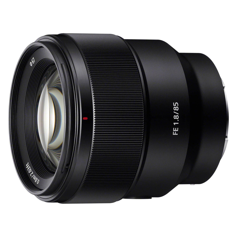 Objetiva Sony 85mm f/1.8 FE