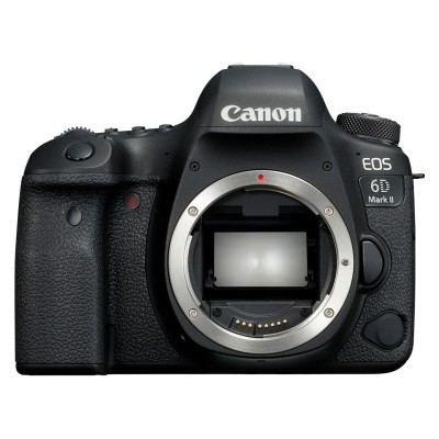 Canon EOS 6D Mark II DSLR + 24-105mm IS II USM