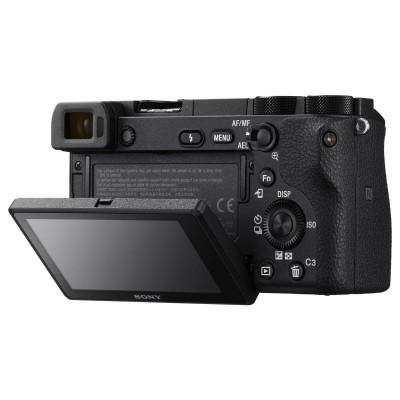 Sony Alpha A6500 (corpo)