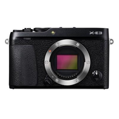Fujifilm X-E3 systeemcamera Body