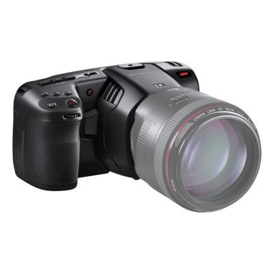 Corpo da câmera de vídeo Blackmagic Pocket Cinema 6K (EF)