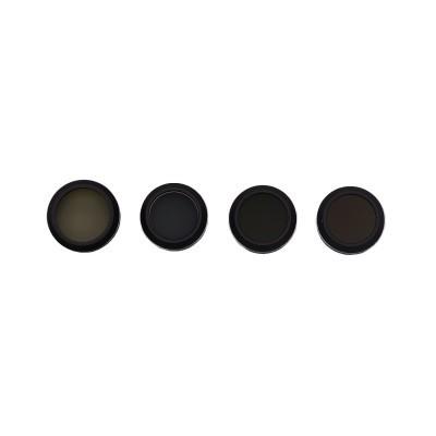 Conjunto de filtros de ar Caruba DJI Mavic (CPL + ND4 + ND8 + ND16)