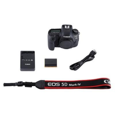Canon EOS 5D Mark IV DSLR (corpo)