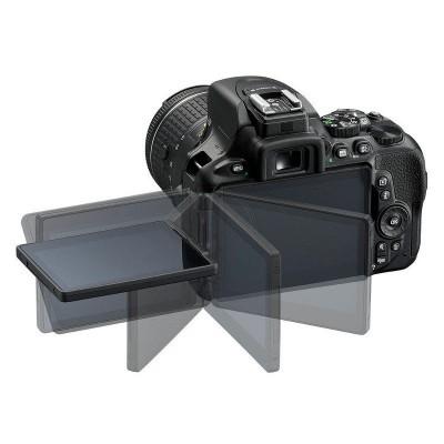 Nikon D5600 DSLR + AF-P 18-55mm VR