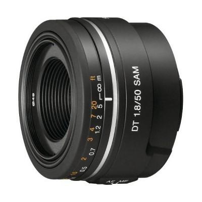 Sony 50mm f/1.8 SAM objectief (SAL50F18.AE)
