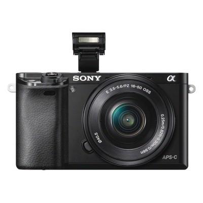 Sony Alpha A6000 ICL  + 16-50mm OSS