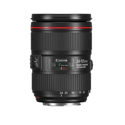 Objetiva Canon EF 24-105mm f/4L IS II USM