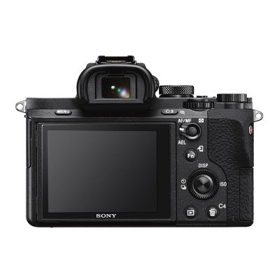 Sony alpha A7 Mark II  + FE 28-70mm f/3.5-5.6 OSS