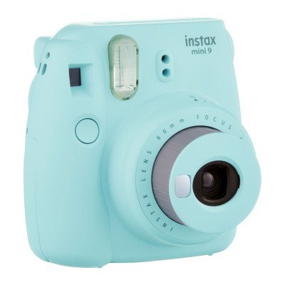 Fujifilm Instax Mini 9 Ice Blue + Recarga Instax 20 Unidades