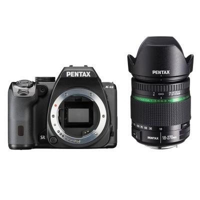 Pentax K-S2 DSLR Zwart + 18-270mm
