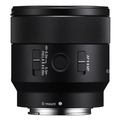 Objetiva Sony 50mm f/2.8 Macro
