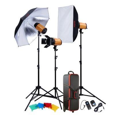 Godox Studio Smart Kit 300SDI-D