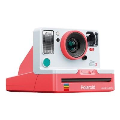 Câmera instantânea Polaroid OneStep 2 VF Coral vermelho