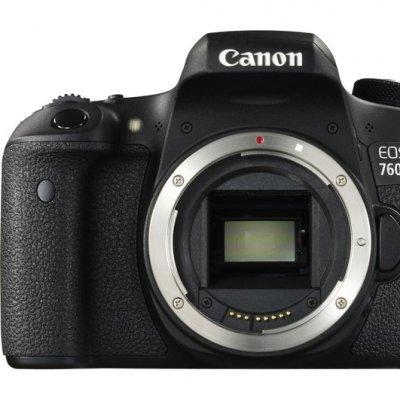 Canon EOS 760D (corpo)