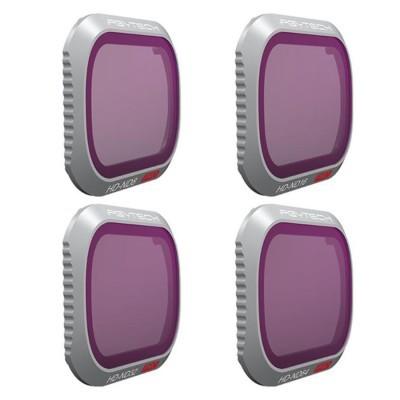 Conjunto de filtros ND PRO da Pgytech ND8 / 16/32/64 para DJI Mavic 2 Pro