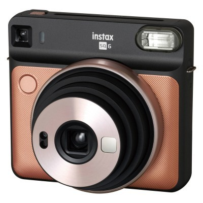 Fujifilm Instax SQ6 Blush Gold