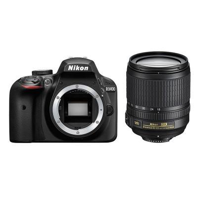Nikon D3400 DSLR  + 18-105mm VR