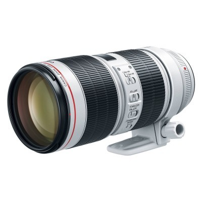 Objetiva Canon 70-200mm f/2.8L EF IS III USM