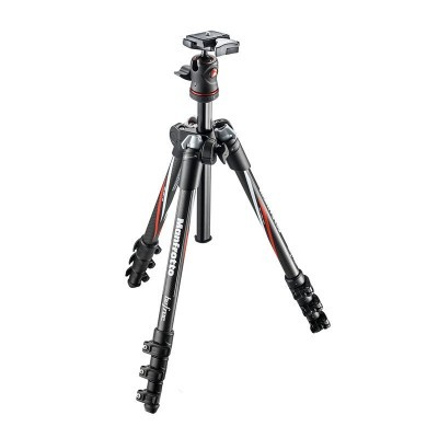 Manfrotto Tripé BeFree Carbono - MKBFRC4-BH
