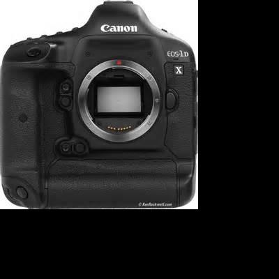 Canon EOS 1D X (corpo)