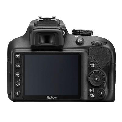 Nikon D3400 DSLR + AF-P 18-55mm VR