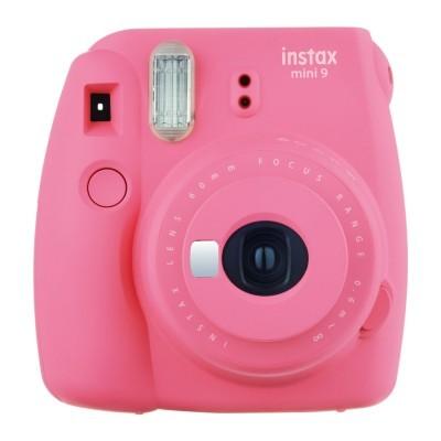 Fujifilm Instax Mini 9 Flamingo Pink + Recarga Instax 20 Unidades