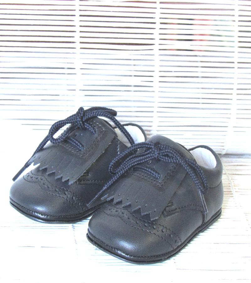 Sapato franja bebé