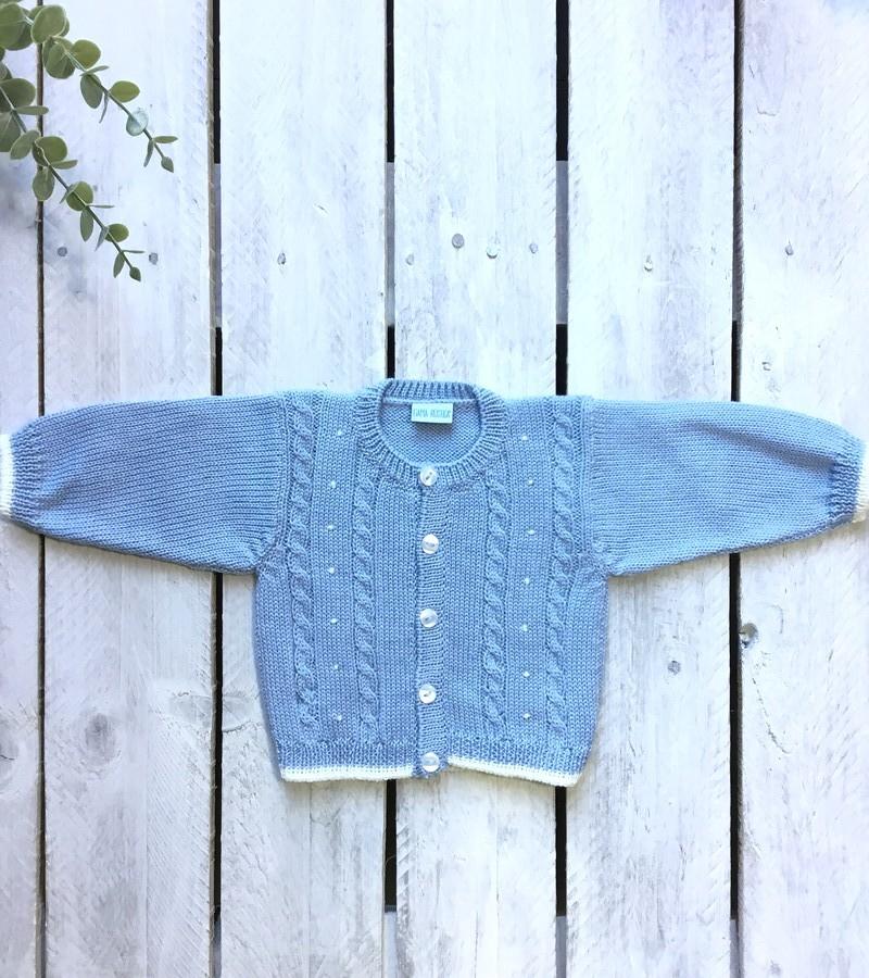 Casaco lã azul Lisboa