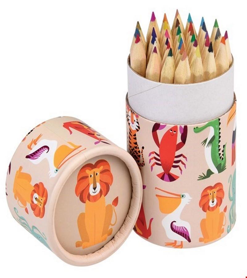 Lápis animais