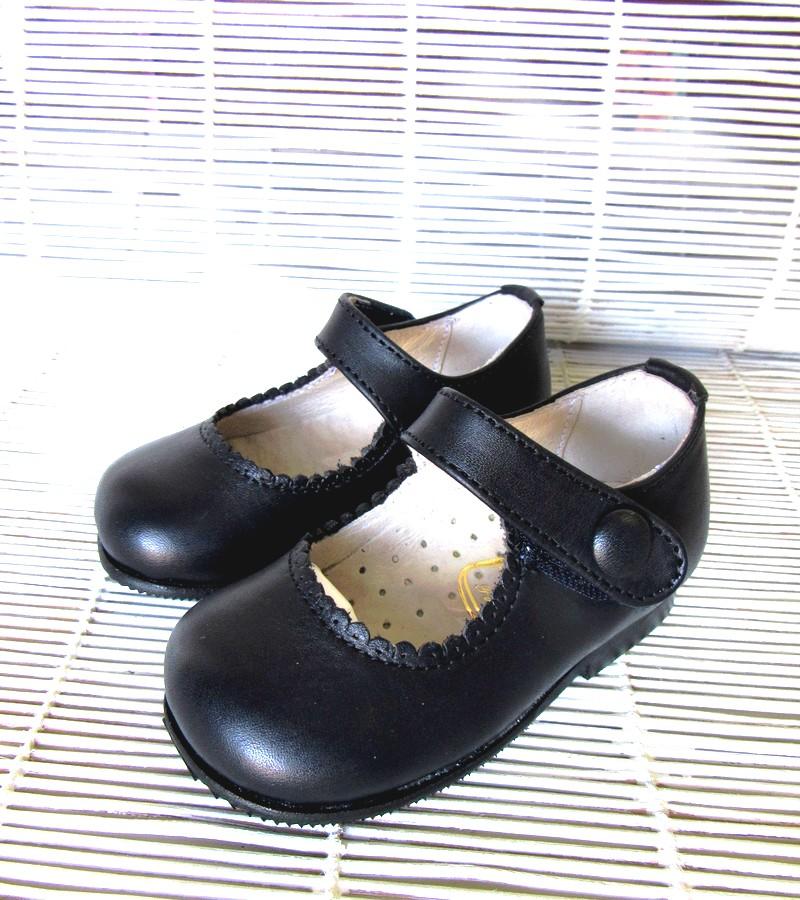 Sapato feijão de menina