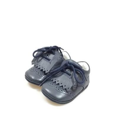 Sapato bebé franja