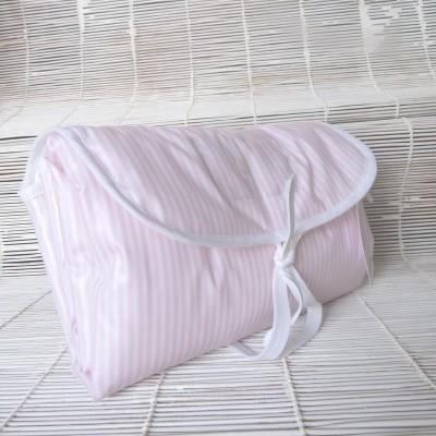 Muda fraldas - rosa