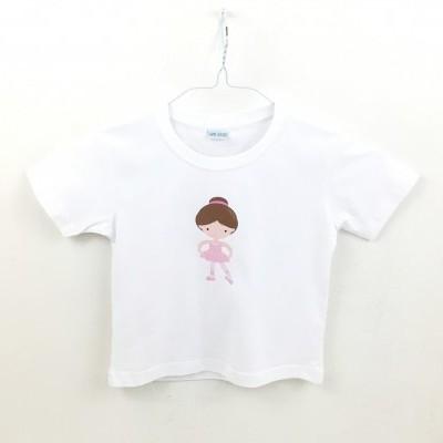 T-shirt bailarina