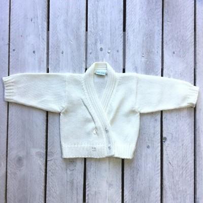 Casaco lã crú Porto