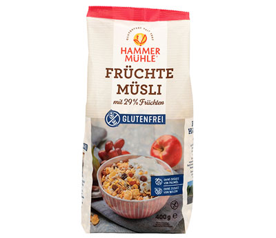 Muesli Multifrutos