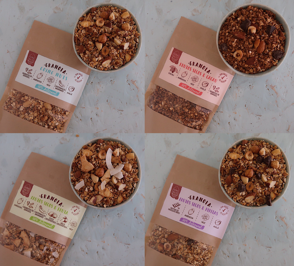 Pack Granola XL