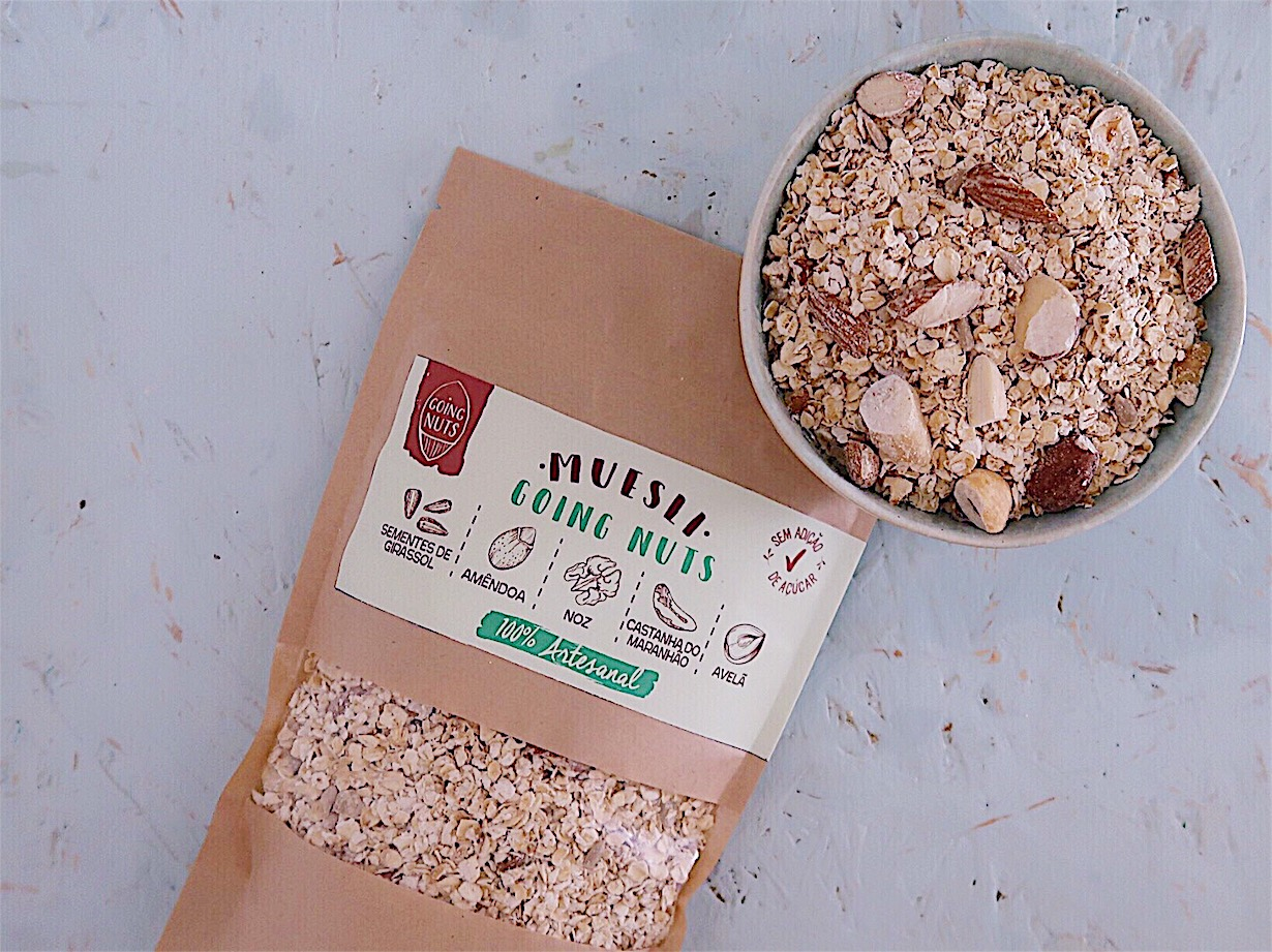 Muesli Going Nuts | 250 Gr.