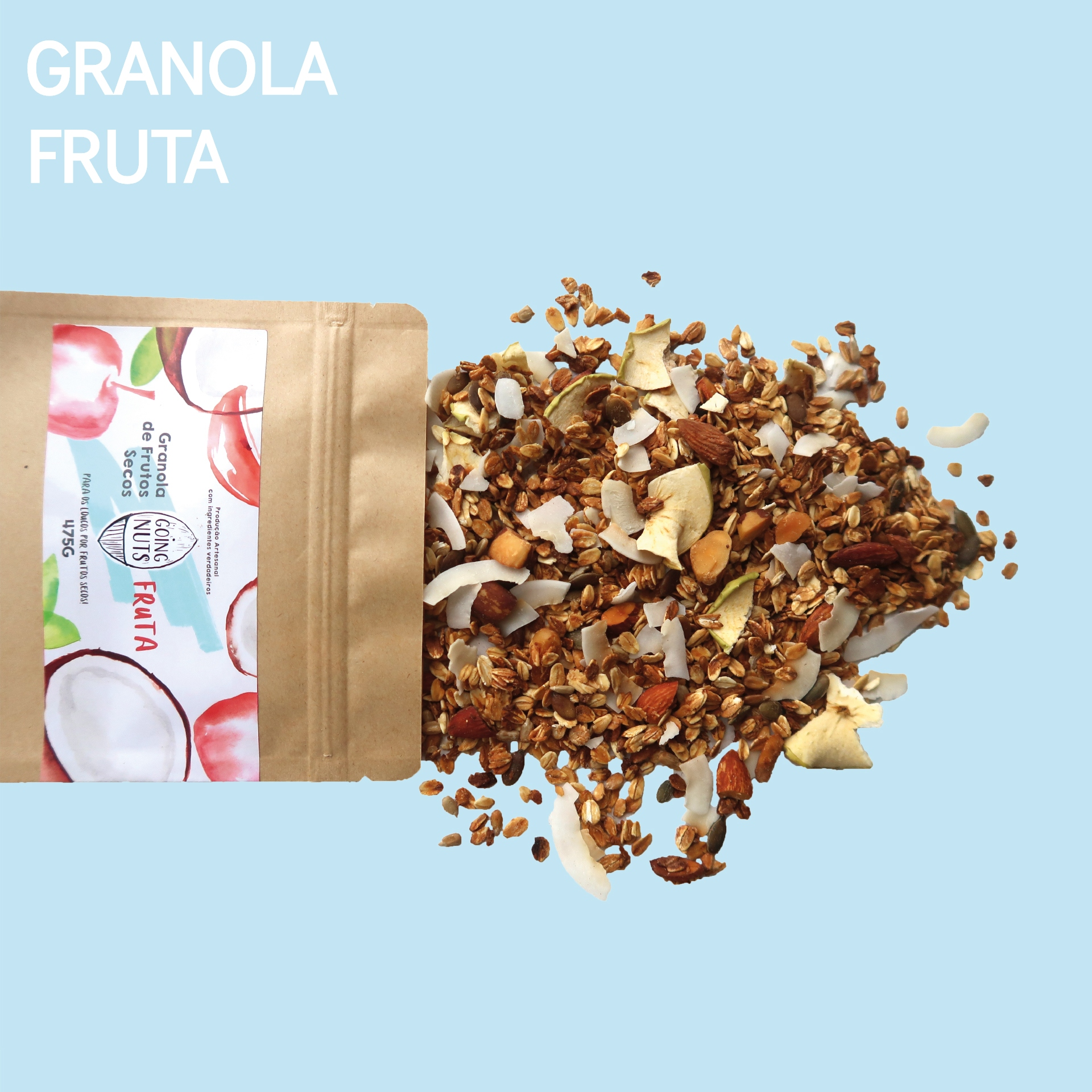 Granola Fruta | 475G