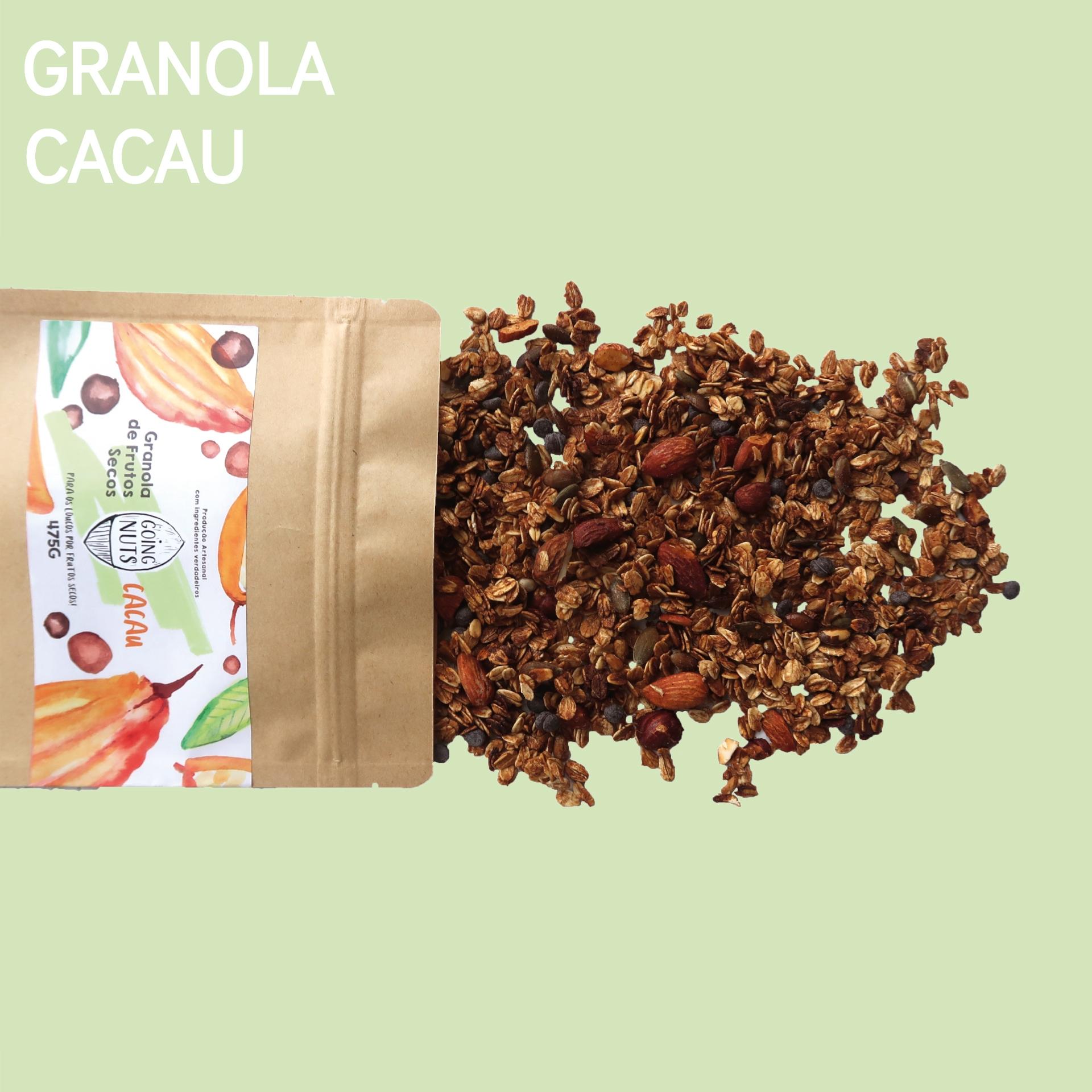 Granola Cacau | 475G